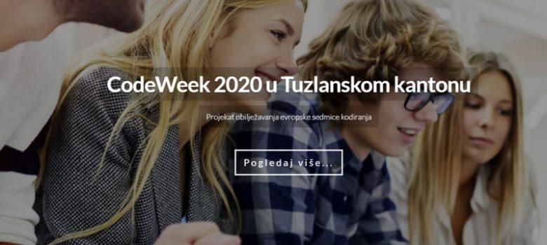 Obilježili smo  CodeWeek 2020